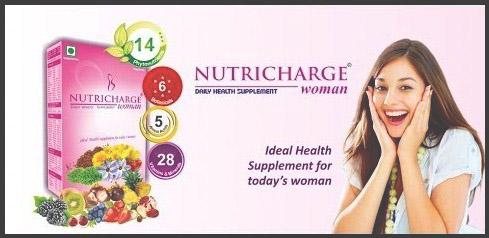 Nutricharge women