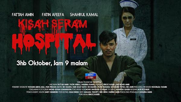 Telefilem Kisah Seram Hospital