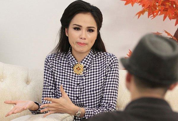Khi sao Việt bị mẹ ruột 'làm khổ' từ ngày này, qua tháng nọ - 5