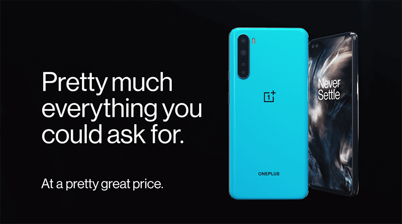 A pretty great phone for the price?