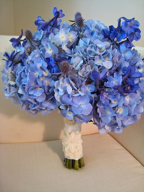 delphinium bouquet - photo #16