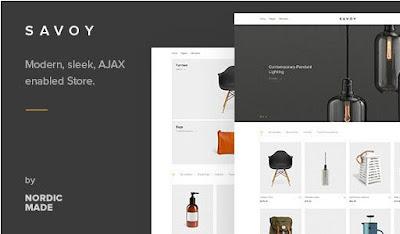 Download Sayoy v1.8 Minimalist Ajax Woocommerce Theme free