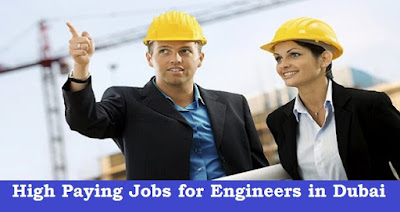 High Paying Jobs for Engineers in Dubai