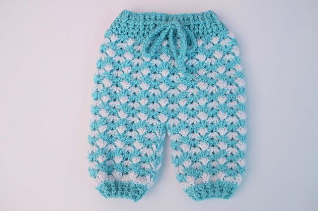 5 - Crochet Imagen Pantalón conjunto con jersey a crochet por Majovel Crochet