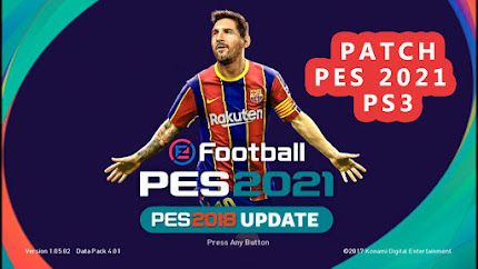 PES2021 VR PATCH PS3 AIO