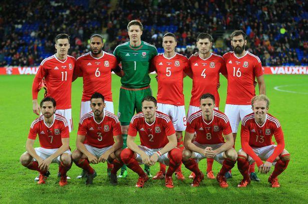 Skuad Resmi Negara Peserta EURO 2016 Wales