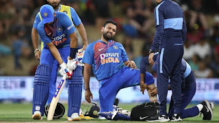 Rohit Sharma -Injury