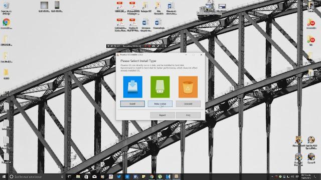 Instalar en memoria USB