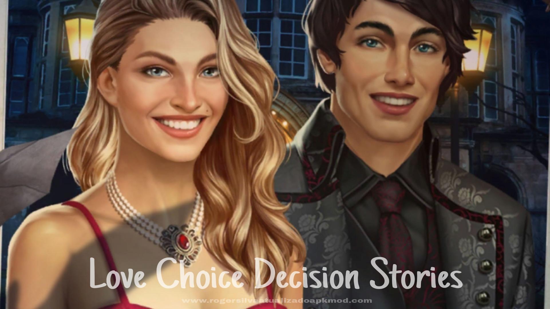 Apk mod love choice