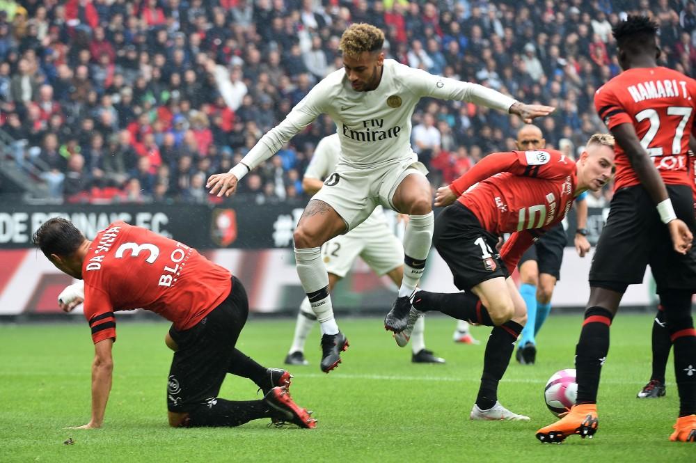 موعد مباراة باريس سان جيرمان ورين في الجوله السادسة والثلاثون من الدوري الفرنسي