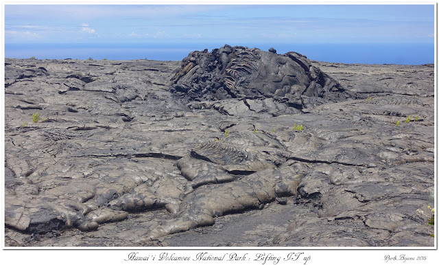Hawai'i Volcanoes National Park: Lifting IT up