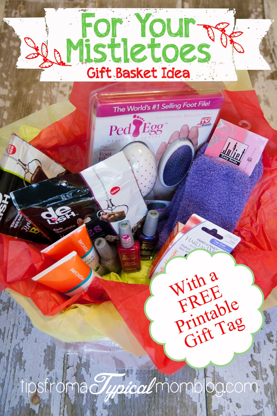 Last Minute Christmas Gifts For Secret Santa For Your Mistletoes