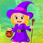 Play Games4King Gorgeous Witch…