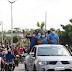 Em carreata e sem medo da COVID-19, carnaubais recebeu de braços abertos o prefeito Dr Thiago
