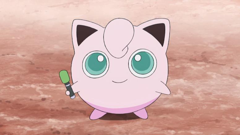 Jigglypuff Anime Pokémon
