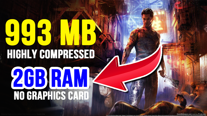Download Sleeping Dogs Highly compressed For Low End Pc || 2GB ram pc compatible