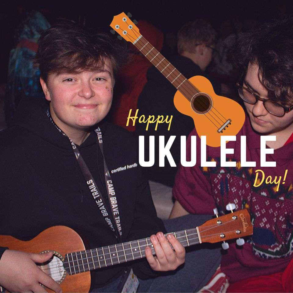 National Ukulele Day Wishes For Facebook