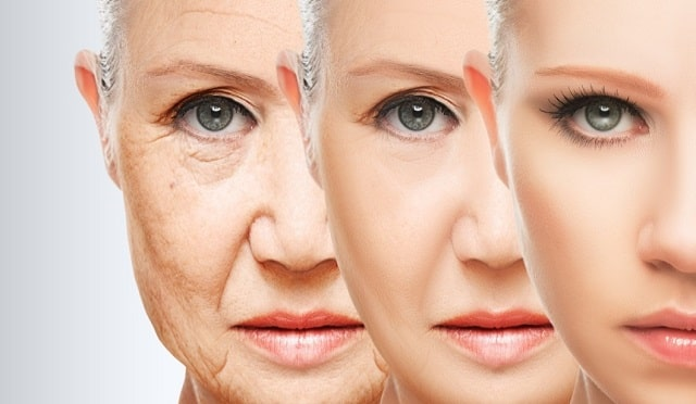 control premature skin aging youthful skincare