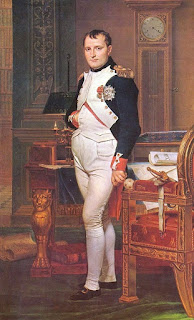 Napoleon Bonaparte - Jacques-Louis David-1812