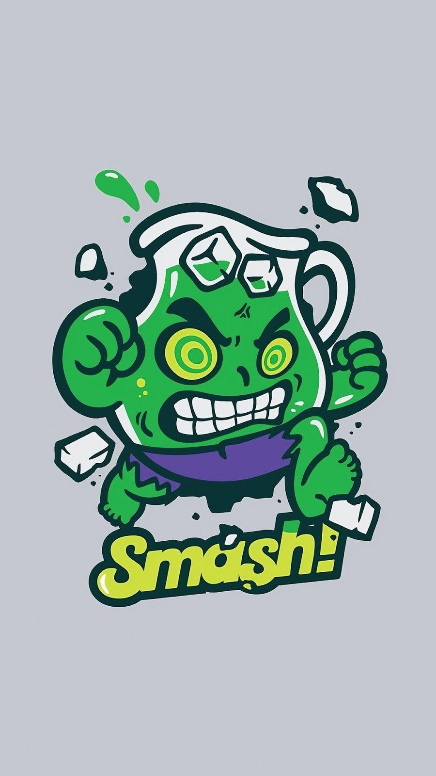 Papel de Parede Hulk Ki-Suco
