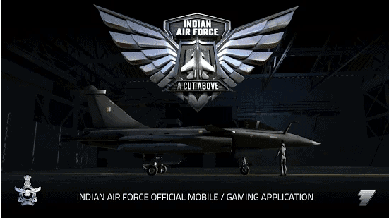 Chinese Game PubG - Indian Alternative Indian Air force