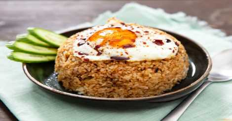 Nasi Goreng dari Indonesia