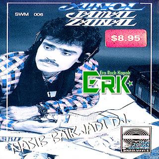 Ainol Jamal Zainal - Nasib baik jadi Dj - (1988)