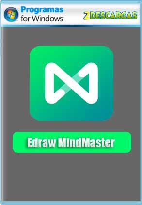 Edraw MindMaster Pro Full Español Gratis mega y google drive
