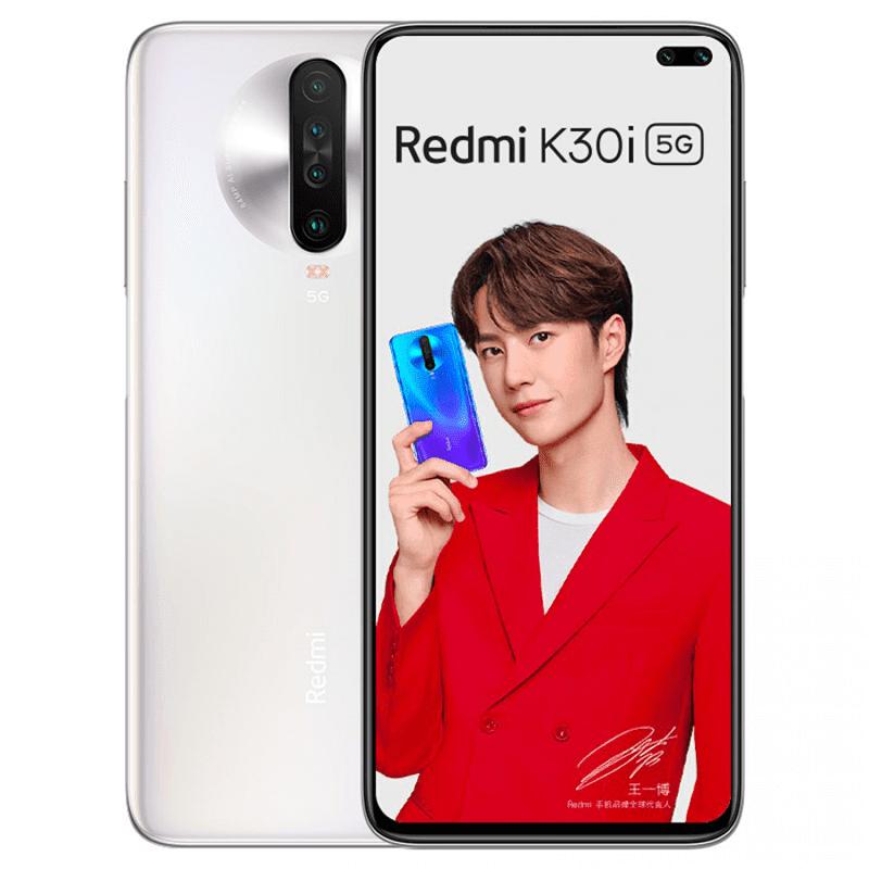 Redmi K30i 5G in White