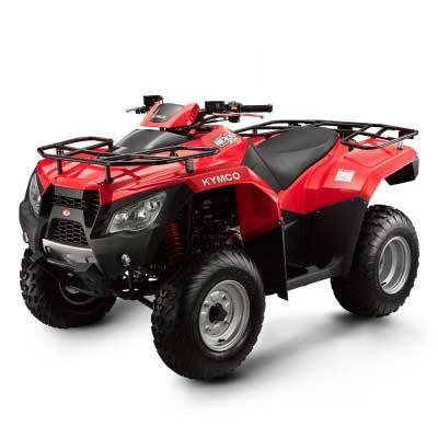 Spesifikasi ATV Kymco MXU 300R