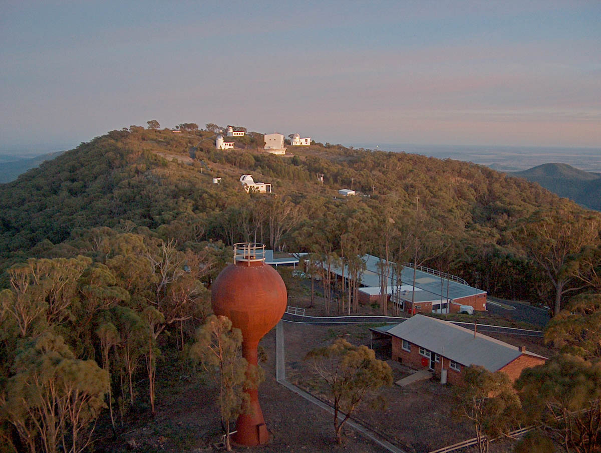 Astropixie Siding Spring Obs Fires Before And After Fires