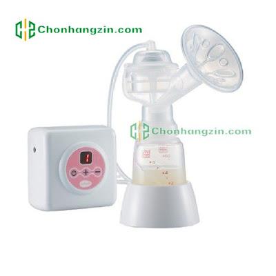 máy hút sữa điện đơn có matxa allegro unimom um880106