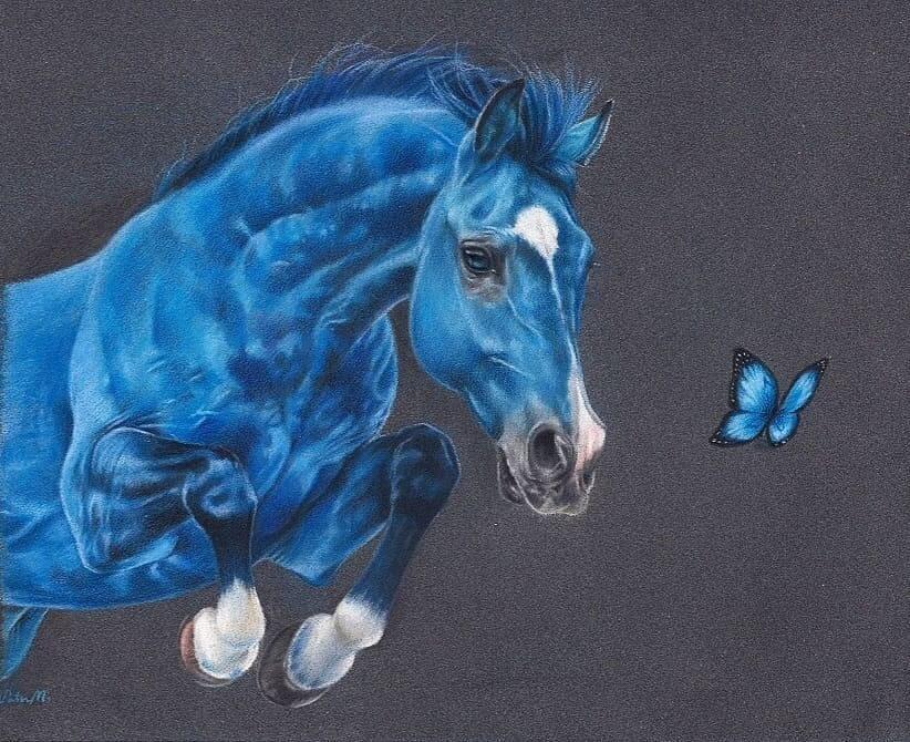 07-Sapphire-Horse-and-Butterfly-Satu-Manninen-www-designstack-co