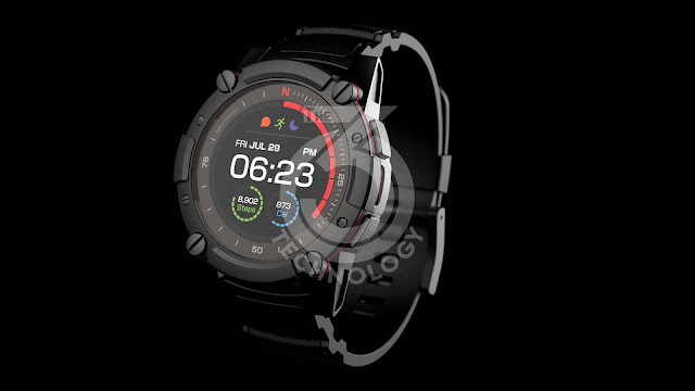 Matrix PowerWatch 2: the smartwatch you do not need to load