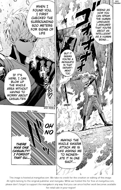 ONE PUNCH MAN CHAPTER 6 Page 16