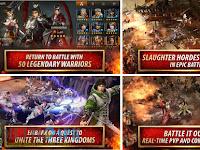 Dynasty Warrior: Unleashed Mod v1.0.4.3 Apk (God Mode)
