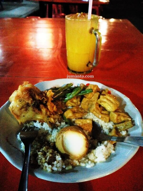 menu makanan warung c'mar bandung