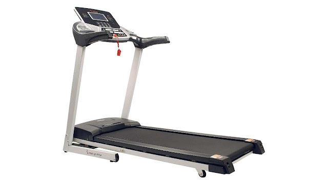 Sunny Health & Fitness Energy SF-T7724 Flex Treadmill
