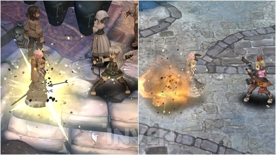 Tree of Savior new visual effect archer
