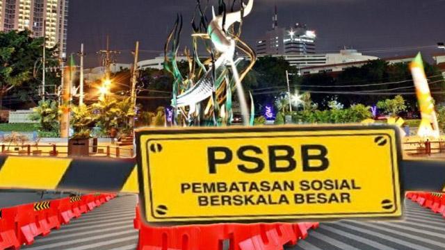Pemerintah Berikan 4 Pelonggaran di Tengah PSBB