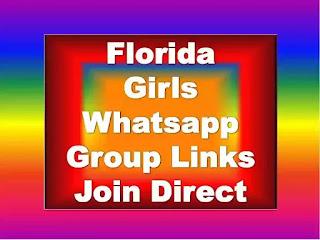 Florida Girls Whatsapp Group Links 2021  Florida Girls Whatsapp Number, Florida Whatsapp Group Links, Kya Link Se Florida Girls Whatsapp Group Join Karna Sahi Hai? Link Se Florida Girls Whatsapp Group Free Join Kaise Kare? Link Se Florida Girls Whatsapp Group Join Karne Ke Niyam