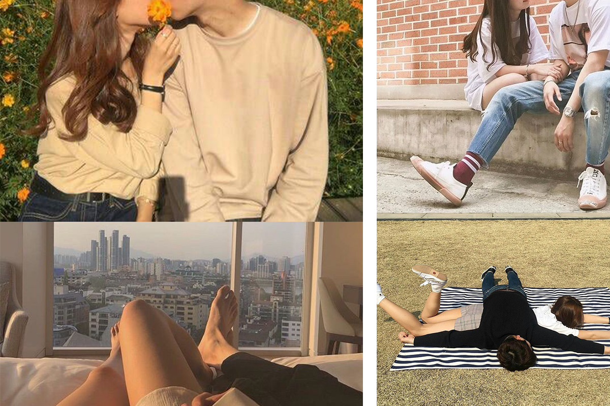 cute korean couples | inahrte | dear future partner