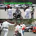 Karachi police dispute over civilian parking