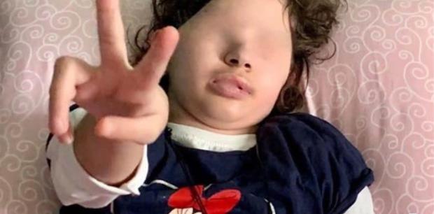 Σήμερα όλοι κάνουμε μια προσευχή για τη μικρή Αλεξία που χτυπήθηκε από σφαίρα στο κεφάλι