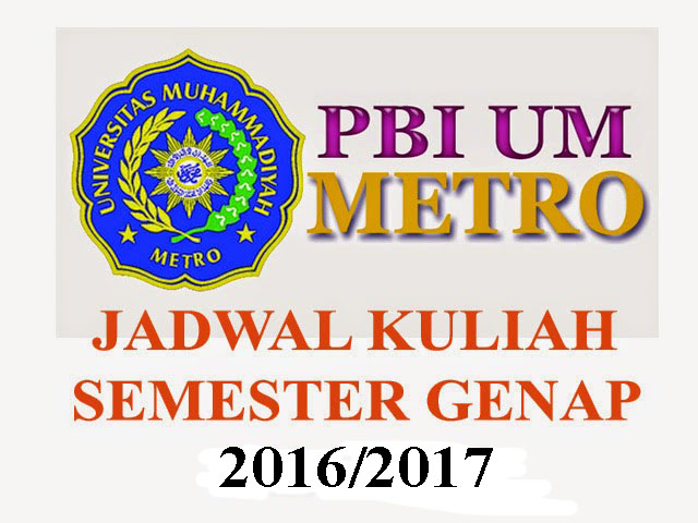 DOWNLOAD PBI UM METRO SCHEDULE FOR THIS SEMESTER THE ACADEMIC YEAR 2016/2017