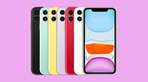 I phone with 6 new colour