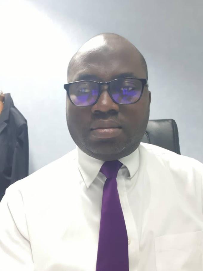 Adewale Salami CTO of Bank - Nigeria