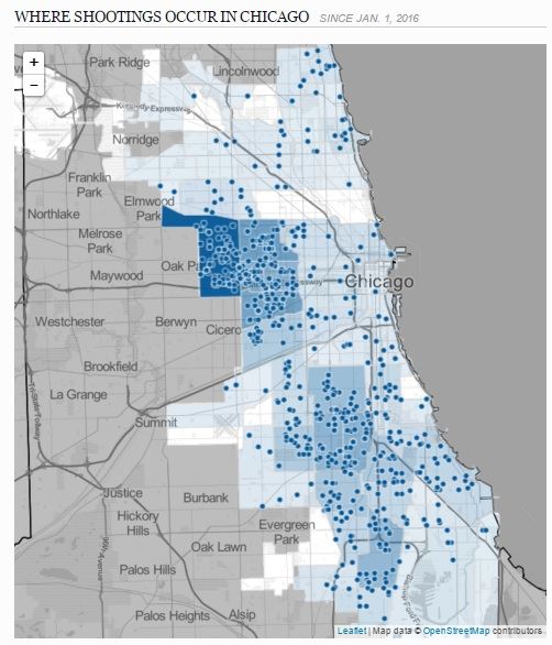 Violence in Chicago | Data in the News