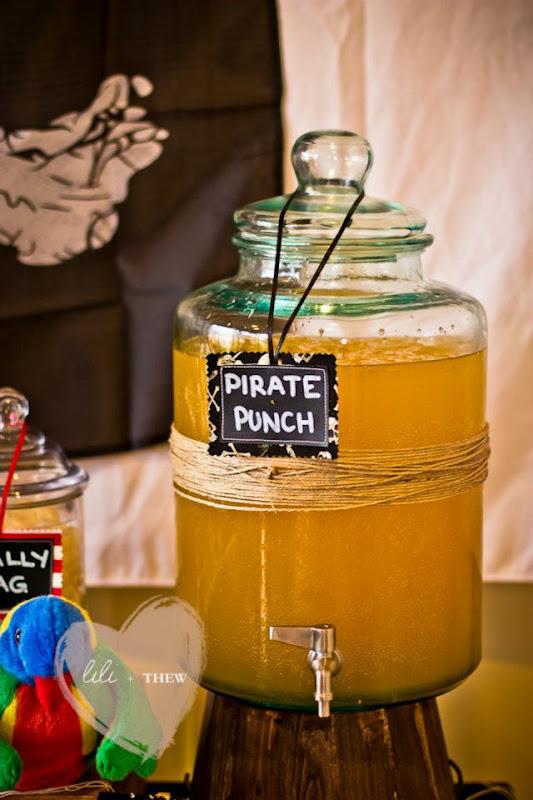 Karas Party Ideas Pirate Themed 5th Birthday Party  Kara