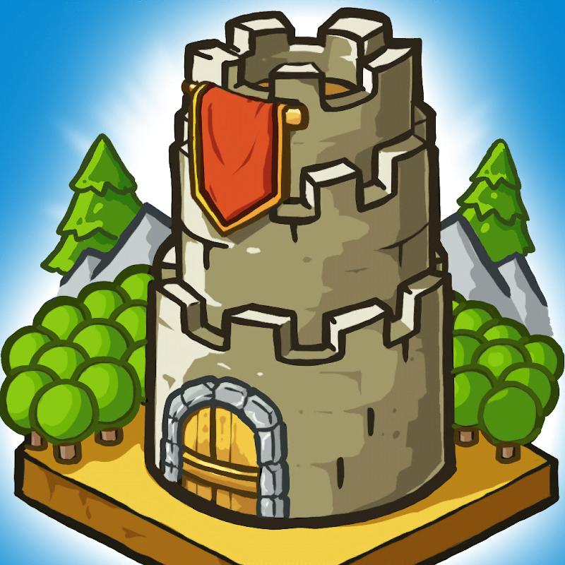 Grow Castle v1.31.15 Apk Mod [Ouro Infinito/Habilidades]